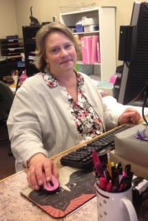 Town Clerk, Laura Coleman
