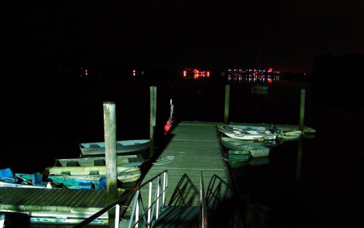 Fox Point Dock